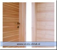 Notranja vrata sibirski macesen