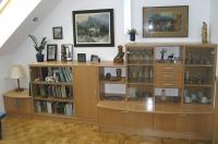 Dnevna soba iz furnirane bukve