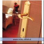 Kljuka notranja vrata stilna
