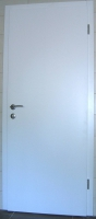 Notranja vrata barvana bela