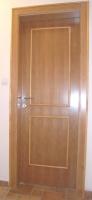 Notranja vrata furnirana jelsa z okvirji