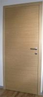 Vrata beljen hrast