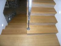 Klasične stopnice hrast