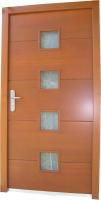 Moderna vrata vhod