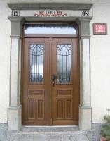 Rustikalna vrata